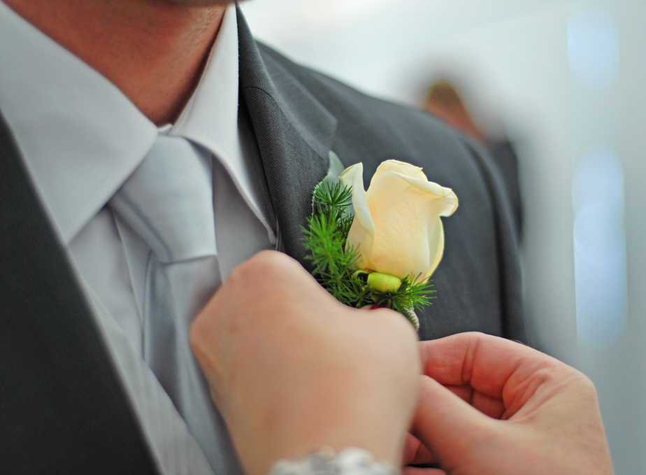 wedding-buttonhole